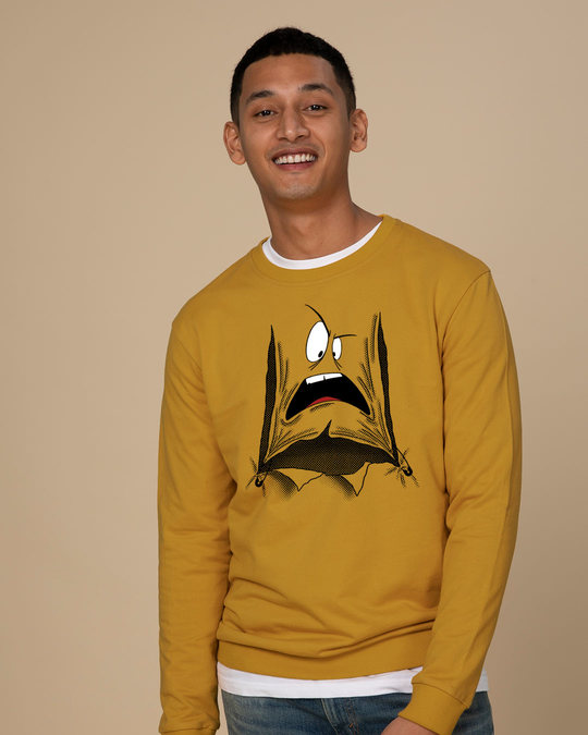 Shop Da Heck? Sweatshirt-Front