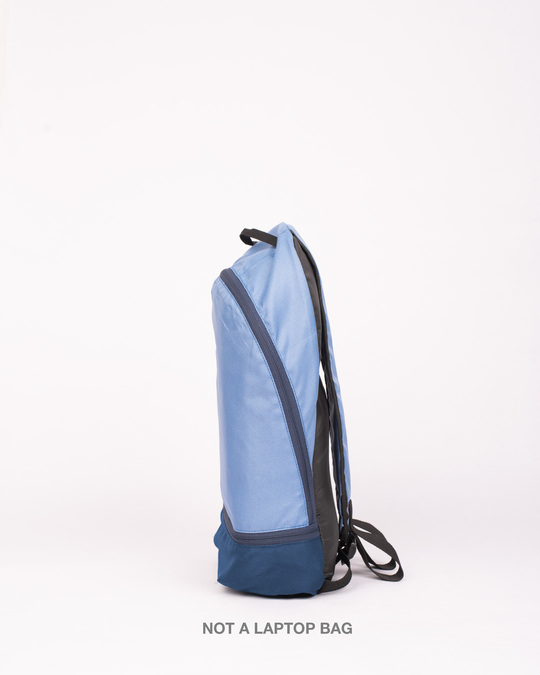 Shop Dab Bolt Printed Small Backpack-Full