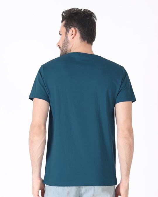 Shop Dab Horse Half Sleeve T-Shirt-Full