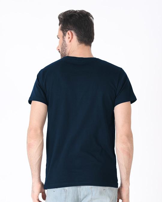 Shop Dab Penguin Half Sleeve T-Shirt-Full