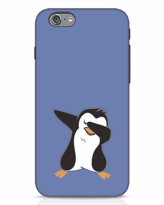 Shop Dab Penguin iPhone 6s Mobile Cover-Front