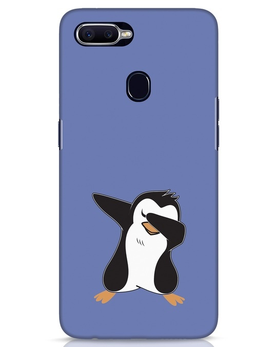 Shop Dab Penguin Realme 2 Pro Mobile Cover-Front