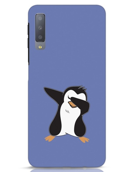 Shop Dab Penguin Samsung Galaxy A7 Mobile Cover-Front