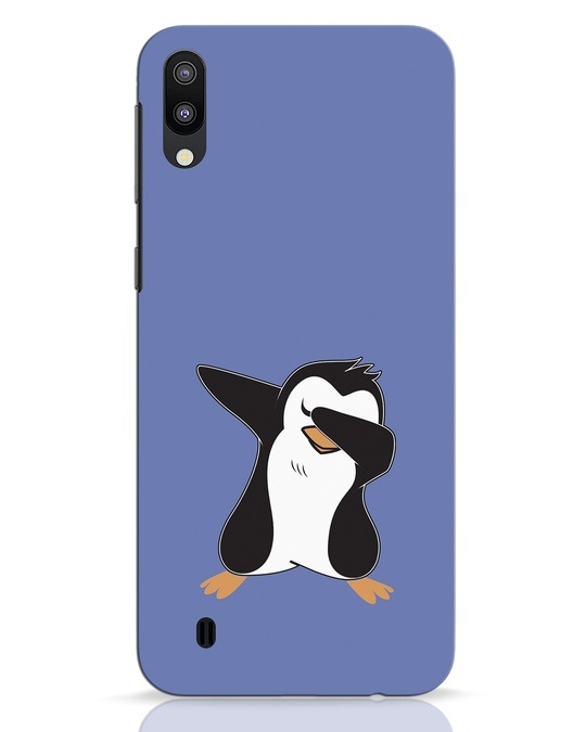 Shop Dab Penguin Samsung Galaxy M10 Mobile Cover-Front