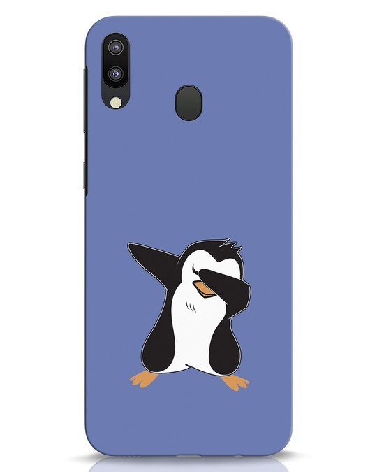 Shop Dab Penguin Samsung Galaxy M20 Mobile Cover-Front
