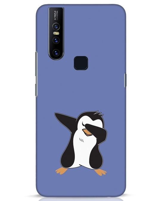 Shop Dab Penguin Vivo V15 Mobile Cover-Front