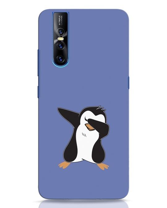 Shop Dab Penguin Vivo V15 Pro Mobile Cover-Front