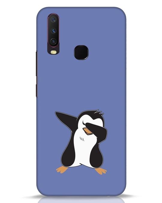 Shop Dab Penguin Vivo Y17 Mobile Cover-Front