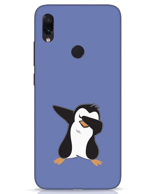 Shop Dab Penguin Xiaomi Redmi Note 7s Mobile Cover-Front