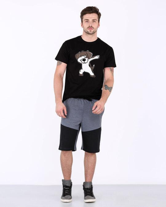 Shop Dabbing Indi Half Sleeve T-Shirt
