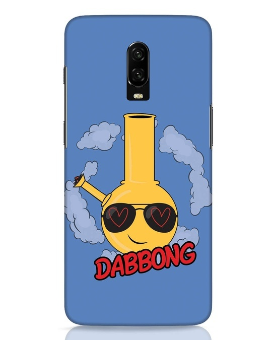 Shop Dabbong OnePlus 6T Mobile Cover-Front
