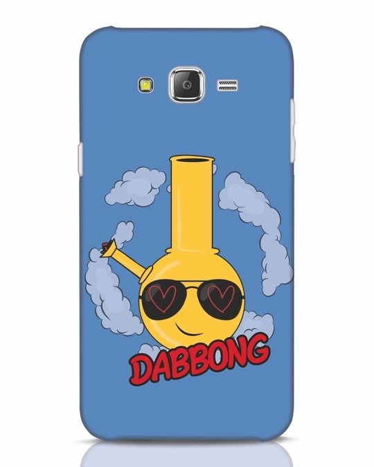 Shop Dabbong Samsung Galaxy J7 Mobile Cover-Front