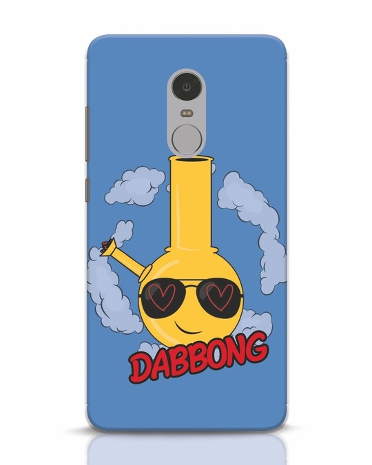 Shop Dabbong Xiaomi Redmi Note 4 Mobile Cover-Front