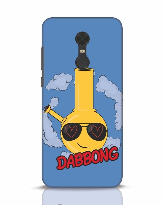 Shop Dabbong Xiaomi Redmi Note 5 Mobile Cover-Front