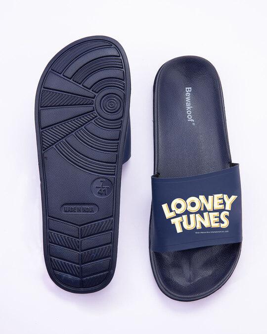 Shop Daffy Swag Men's Printed Sliders (LTL)