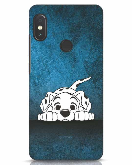 Shop Dalmation Xiaomi Redmi Note 5 Pro Mobile Cover (DL)-Front