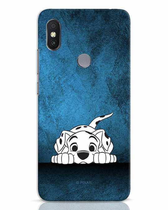 Shop Dalmation Xiaomi Redmi Y2 Mobile Cover (DL)-Front