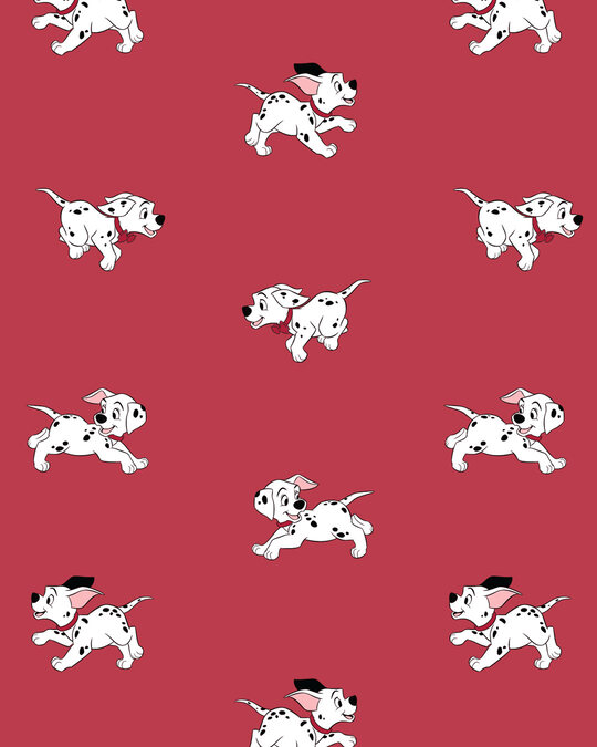 Shop Dalmations Play All Over Printed Boxer (DL)