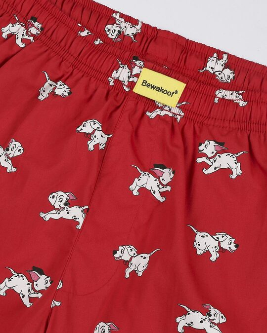 Shop Dalmations Play All Over Printed Pyjama (DL)