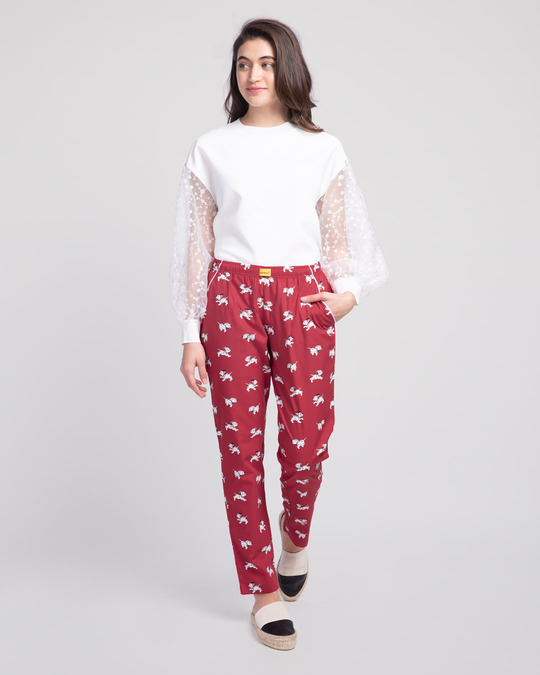 Shop Dalmations Play All Over Printed Pyjama (DL)-Full