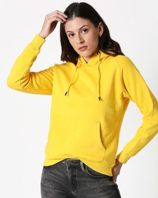 Shop Dandelion Basic Hoodie Sweatshirt-Front