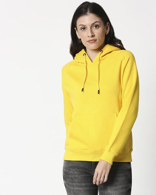 Shop Dandelion Basic Hoodie Sweatshirt-Back