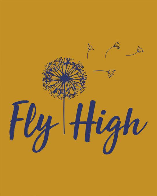 Shop Dandelion Fly High Fleece Sweater-Full