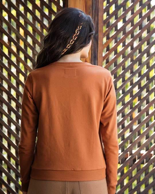 Shop Dandelion Fly High  Sweatshirt-Back