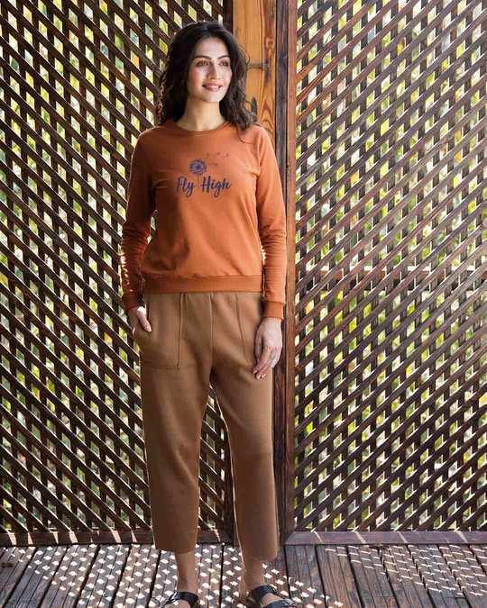 Shop Dandelion Fly High  Sweatshirt-Full