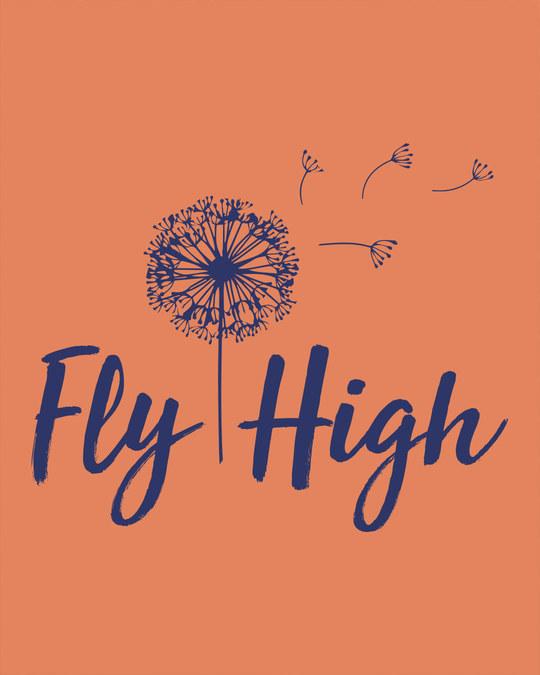 Shop Dandelion Fly High  Sweatshirt