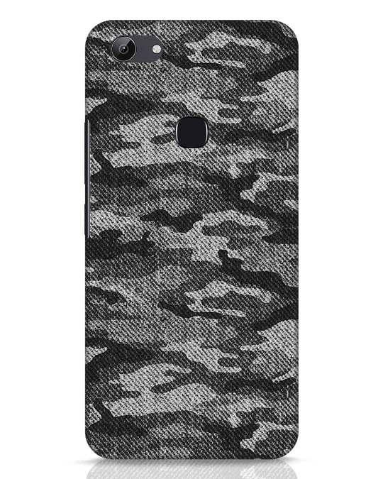 Shop Dark Camo Vivo Y83 Mobile Cover-Front