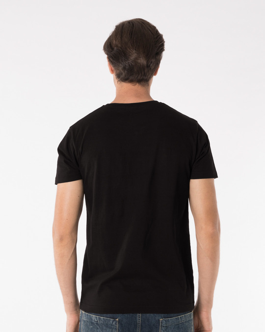 Shop Dark Carpe Diem Half Sleeve T-Shirt-Full