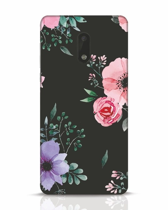 Shop Dark Florals Nokia 6 Mobile Cover-Front