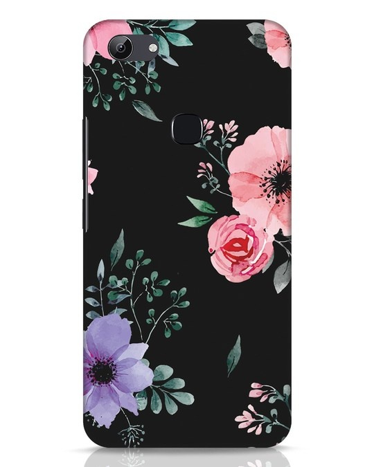 Shop Dark Florals Vivo Y83 Mobile Cover-Front