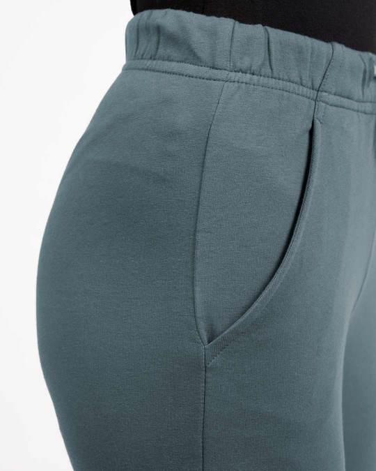 Shop Dark Grey Cargo Zipper Joggers Pants