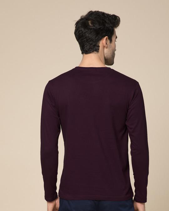 Shop Dark Rebel Full Sleeve T-Shirt-Back
