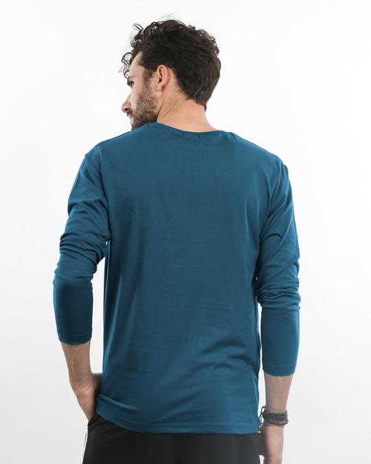 Shop Dark Rock And Roll Full Sleeve T-Shirt-Full
