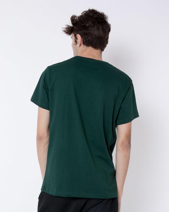 Shop Dark Rock And Roll Half Sleeve T-Shirt-Full