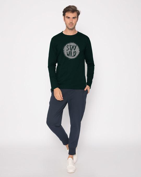 Shop Dark Wild Full Sleeve T-Shirt