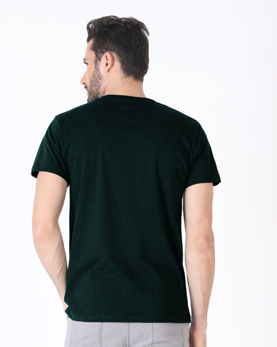 Shop Dark Wild Half Sleeve T-Shirt