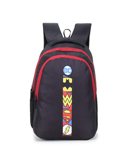 Shop DC JUSTICE League 23 Litre Backpack-Front