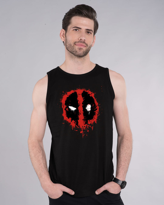 Shop Deadpool Splash Vest (DPL)-Front