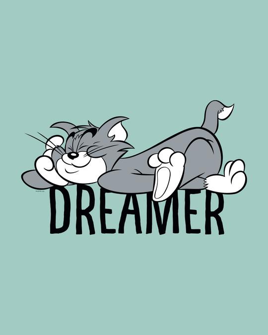Shop Dreamer Tom Boyfriend T-Shirt (TJL)-Full