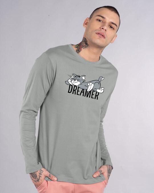 Shop Dreamer Tom Full Sleeve T-Shirt (TJL)-Front