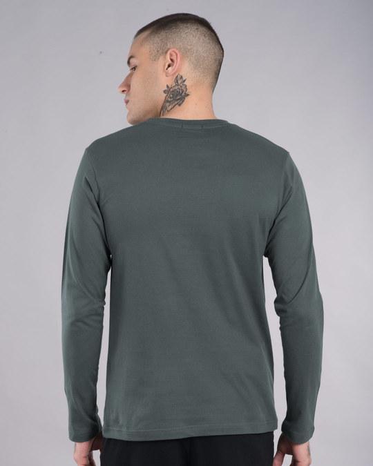 Shop Dear Weekend Full Sleeve T-Shirt (DL)-Back
