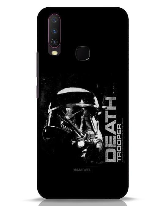 Shop Death Trooper Vivo Y17 Mobile Cover (SWL)-Front