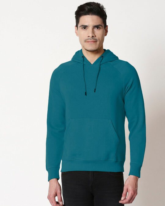 Shop Deep Lake Basic Hoodie Sweatshirt