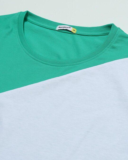 Shop Bubble Gum Three Block T-Shirt