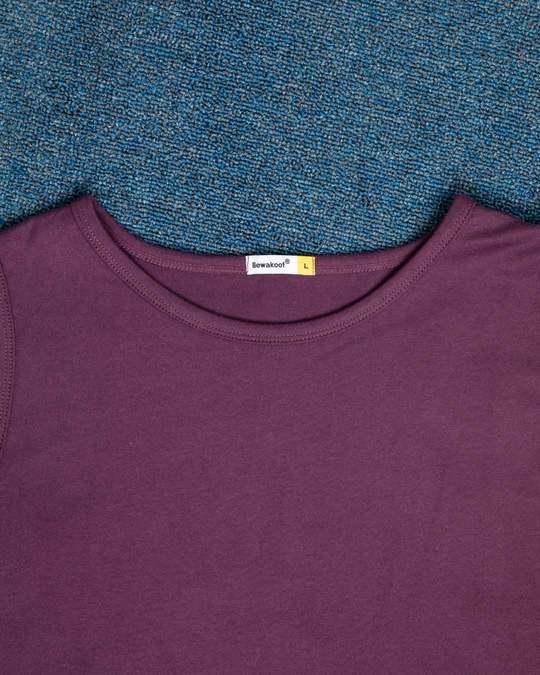Shop Deep Purple Vest