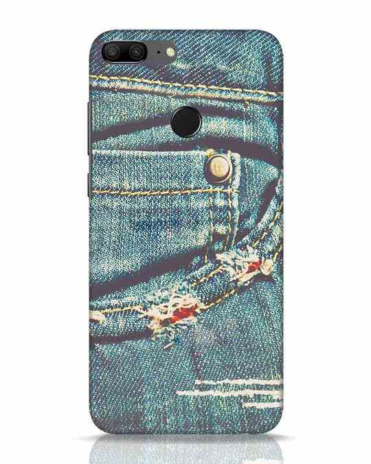 Shop Denims Huawei Honor 9 Lite Mobile Cover-Front